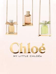 Новая коллекция ароматов My Little Chloés