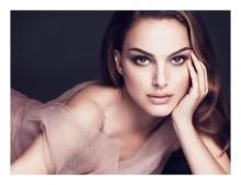 Натали Портман в новой рекламе теней Dior