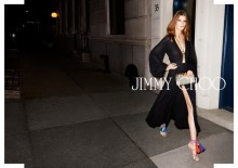 Новая рекламная кампания Jimmy Choo