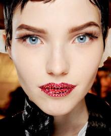 Неделя моды в Париже: макияж