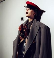 Российские дизайнеры на Неделе моды в Нью-Йорке