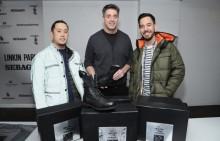Linkin Park: все дело в ботинках