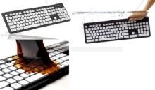 Клавиатура для любителей чистоты