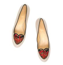Новые туфли ко дню влюбленных