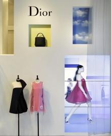 Первая коллекция Рафа Симонса для Dior