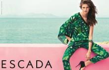 Весенне-летняя кампания Escada