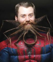 Лучшая борода года