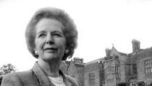 Умерла Маргарет Тэтчер