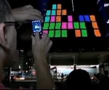 Бразильский проект Play! - аркадные игры на гигантском экране