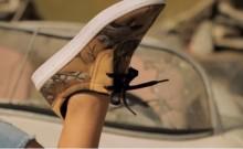 Кроссовки для гурманов