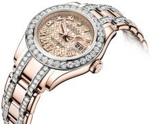 Новые Rolex на выставке Baselworld 2013