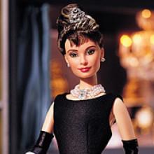Барби Одри Хепберн