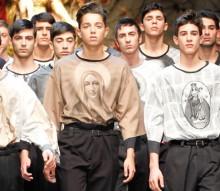 Dolce & Gabbana проведут мужской показ в Лондоне