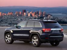 Jeep Grand Cherokee для Европы