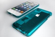 Дешевая версия iPhone выйдет следом за iPhone 5S