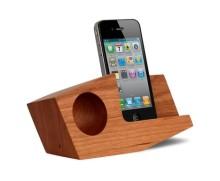 Аудиоколонка для iPhone без электроники