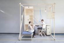Дизайнеры придумали мини-комнату