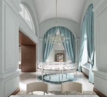 Tiffany & Co. открывают в Москве двухэтажный магазин