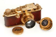 Leica Luxus ушла с молотка за $683 тысячи
