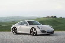 Porsche выпустили юбилейную модель
