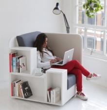 Кресло-библиотека