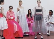 Начинающий дизайнер создала платья для ASOS