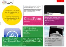 Новый сервис от сооснователей Last.fm - Lumi.do