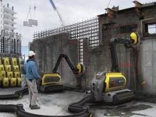 Робот для сноса зданий
