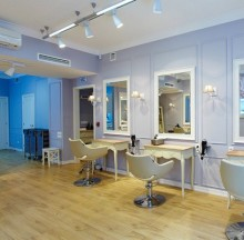 Новый салон красоты в Москве
