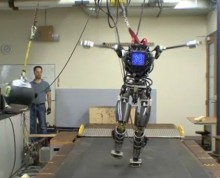 DAPRA выпустили нового робота-андроида