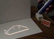 Disney разработали проектор дополнительной реальности