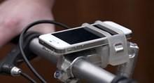 Держатель смартфона для велосипедистов
