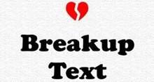 Мобильное приложение для расставаний