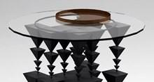 Томас Поульсен создал мебель для Céline