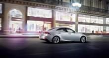 Lexus принимает заказы на новый IS