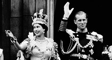 К юбилею коронации Елизаветы II