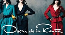 Oscar de la Renta презентовали рекламу в Instagram
