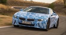 Новые подробности об i8 BMW