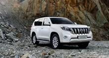 Обновленный Land Cruiser Prado от Toyota