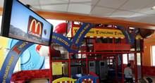 McDonald's придумали новые развлечения для детей