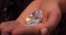 Самый крупный в мире бриллиант продемонстрировали в Нью-Йорке