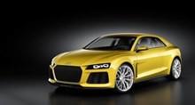 Audi удивит Франкфурт спортивным концептом