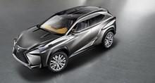 Lexus продемонстрировал еще один кроссовер