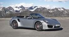 Porsche 911 остался без крыши