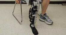 Первый протез ноги, контролируемый сознанием