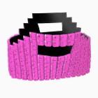 ...промышленным дизайном, создал весьма шокирующий модный аксессуар - сумку, усеянную клавишами из клавиатуры.