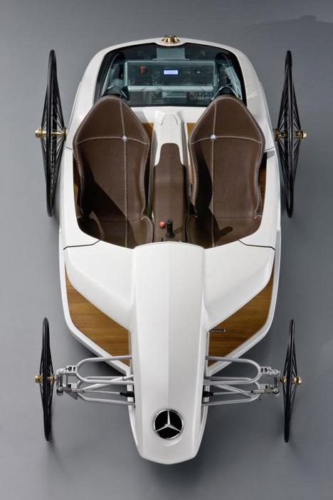 Mercedes Benz отжег новый антикр…