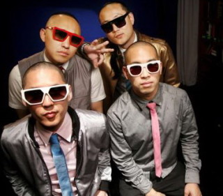 Рождественская баллада от Far East Movement