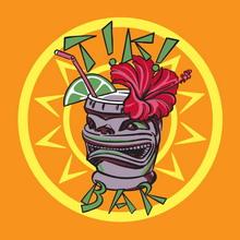 В Москве открылся первый Tiki Bar