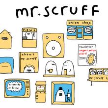Очередная «рыба» Mr Scruff'а